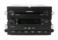 08 Ford Mustang AM FM 6 Disc CD Player Stereo Receiver Shaker 500 8R3T-18C815-GC