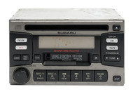 1998-99 Subaru Legacy AM FM CD Cassette Player Stereo 86201AC430 Face P117