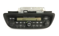 05-10 Honda Odyssey OEM AM FM 6 CD XM Ready Radio Face Code 1PU1 39100-SHJ-A900