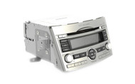 2010-12 Subaru Legacy AM FM Receiver MP3 6 Disc Changer 86201AJ60A Face PE605U6