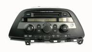2005-10 Honda Odyssey OEM AM FM Receiver 6 Disc Changer 39100-SHJ-A110 Face 1XU8
