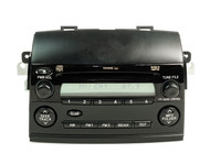 08-10 Toyota Sienna OEM Single AM FM CD Player Radio Receiver 11826 86120-08220