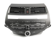 11-12 Honda Accord OEM Single AM FM 6 Disc CD Satellite Radio 39100-TA0-L421-M1