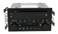 2002-2003 Oldsmobile Aurora Radio AM FM Cassette CD Player w Bluetooth 25734856