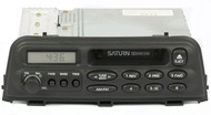 1996-1999 Saturn S Series AM FM Cassette Radio Receiver Part Number 21022997