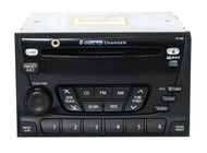 2001 Nissan Frontier AM FM Radio 6 Disc CD Player w Aux Input 28185 9Z600 PY198