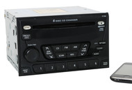 2001 Nissan Frontier AM FM Radio 6 Disc CD Player w Bluetooth PY198 28185 9Z600