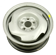 "1992-1995 Dodge Caravan Chrysler Voyager Single 14 x 6"" Steel Wheel Rim 040494"