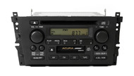 2000-01 Acura TL OEM AM FM Radio Cassette CD Player 39101-S0K-A110-M1 Face 2TB0