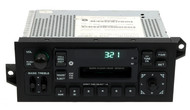 1995-2000 Chrysler Sebring OEM Radio AM FM Stereo Cassette Player P04704380AD