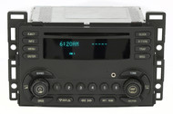 2004-2006 Chevrolet Malibu Radio AM FM CD Player With Auxiliary Input 15255023