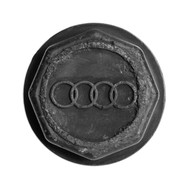 1983-1988 Audi Coupe Quattro 5000 SIngle Wheel Center Cap Part Number 841601165