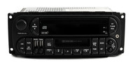1998-02 Chrysler Dodge Jeep RBP AM FM CD Cassette Radio w Aux Input P56038623AF