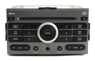 2007-08 Nissan Sentra OEM AM FM CD Player Radio w Auxiliary on Face 28185ET002