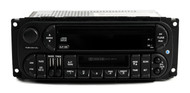 1998-02 Chrysler Dodge Jeep AM FM CD Cassette Player w Bluetooth RBP P56038623AF