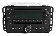 10-13 GMC Yukon XL Chevrolet Silverado AM FM Radio CD DVD Aux 20939999 UNLOCKED