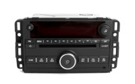 2007 2008 GMC Acadia AM FM CD Player w Auxiliary Input Stereo Receiver 25802585