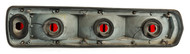1967-1968 Mercury Cougar Single Right & Left Rear Tail Lamp Light C7WB-13440-A