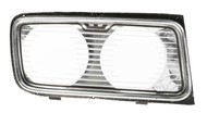 1965 Chrysler New Yorker OEM Original Front Headlamp Cover Without Bulbs 5719790
