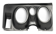 1971-73 Ford Mustang Mercury Cougar Dash Instrument Cluster Bezel D1ZF-10B883-AA