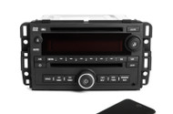 2007 Saturn Outlook AM FM CD DVD Player Radio w Aux Bluetooth Upgrade 25802327