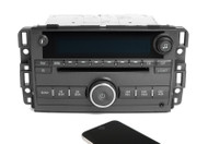 2008 Buick Lucerne AM FM CD Player Radio Aux Input & Bluetooth Upgrade 25867311
