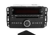 07-08 Saturn Outlook AMFM CD Player Radio Aux Input Bluetooth Upgrade 25827114