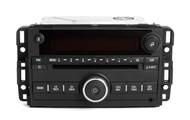 2007-2008 Saturn Outlook AM FM Radio CD Player Radio w Auxiliary Input 25827114