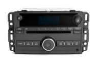 2007 Buick Lucerne AM FM CD Player Radio w Auxiliary Input OEM Original 25776332