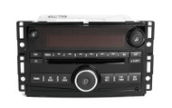 07-08 Saturn Sky AMFM CD Player Radio w Auxiliary on Face OEM Original 15948457