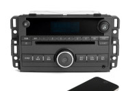 2007 Buick Lucerne OEM Original AMFM CD Player w Aux Bluetooth Upgrade 25776332
