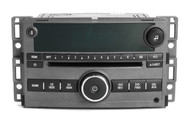 2006-2007 Chevrolet HHR Original AM FM CD Player With Auxiliary Input 15812373