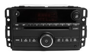 2007-2009 Suzuki Grand Vitara AM FM 6 Disc CD Player w Auxiliary Input 15945861