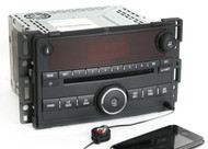 Saturn 2006-2007 Vue Ion AM FM CD Player Radio w Aux mp3 Input U1C 15814424