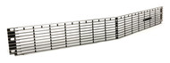 1968 Chevrolet Camaro Black And Silver OEM Single Original Center Grille 3975546