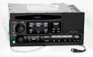 1995-02 Chevy GMC Isuzu Car AM FM CD Radio w Aux on Pigtail & Bluetooth 16240065