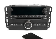 2008 Buick Enclave AM FM CD Player Radio w Aux Input Bluetooth Upgrade 25831565