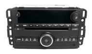 2008 Buick Enclave AM FM CD Player Stereo Receiver w Auxiliary In Face 25831565
