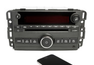 2008 Pontiac Torrent AM FM Radio CD Player with Aux & Bluetooth Upgrade 25956996