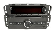 08 Pontiac Torrent Single AM FM CD Player Stereo Receiver OEM Original 25887901