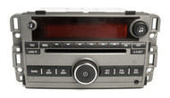 Saturn Vue 2008 OEM Radio AM FM CD Changer w Auxiliary Unlocked 25920408 OPT US9