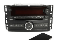 07-08 Saturn Sky AMFM Mp3 CD Changer Receiver w Aux & Bluetooth 15878890 OPT US9