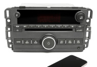 07-08 Pontiac Torrent AM FM Radio CD Player w Aux and Bluetooth Upgrade 22736966
