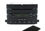 05-06 Ford F150 AM FM Radio Single CD Player w Bluetooth Upgrade 5L3T-18C869-AC