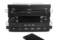 07 Ford Five Hundred AMFM 6 Disc Mp3 CD Radio w Bluetooth Upgrade 7G1T-18C815-BA