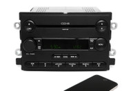 06-07 Ford Five Hundred AM FM Mp3 6 CD Radio w Bluetooth Upgrade 6G1T-18C815-AB