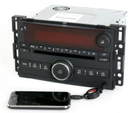 Saturn Ion 2006-2007 Vue Radio AM FM mp3 CD Player w Aux iPod Input 15850682 US8