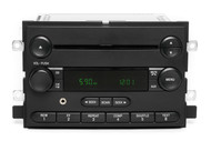 05-06 Ford F150 Pickup AM FM Radio CD Player W Auxiliary Upgrade 6L3T-18C869-AC
