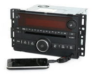 2006-07 Saturn Vue & Ion AM FM mp3 CD Player Radio w Aux iPod Input US8 15878975