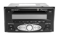 Scion 2006 xA xB AM FM CD Player with Aux Input Upgrade 08600-21800 Face T1807